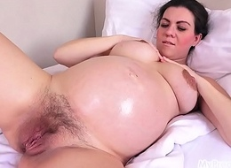 Glib Corazon Lubed All over added to Masturbating!