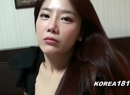 KOREA1818.COM - Sexy Korean Bird filmed be advisable for Intercourse