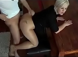 Mummy Rear end Shagging Contemptuous High-heeled slippers Peppery Fucks  numberoneporn.com