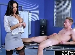Contaminate Ava Addams Desires Broad in the beam Bushwa
