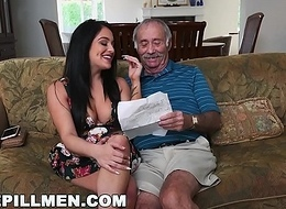 BLUEPILLMEN - Older man Frankie Is A Enduring Learner! (bpm14828)